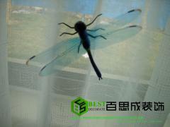 百思成装饰——泰州荣誉蓝湾美式乡村