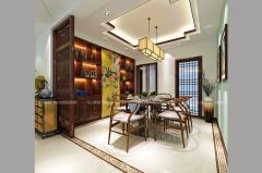 新中式古典装饰