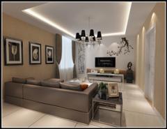 凤城国际,简约的空间设计通常非常含蓄,往往能达到以少胜多、以简胜繁的效果。