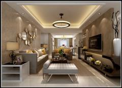 【华泽天下】简约的空间设计通常非常含蓄,往往能达到以少胜多、以简胜繁的效果。
