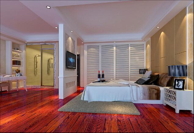 卧室和书房隔断有哪些方法?图片