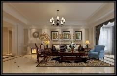 简约温馨的欧美风、欧式的装修配上小美风的家具别有一番感觉