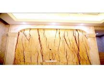 罗马柱石材背景墙