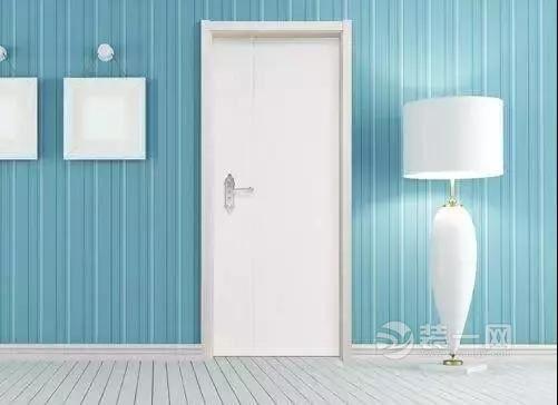 木门和墙体颜色搭配效果图
