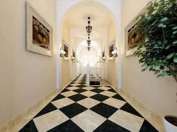 过道走廊这样设计,个个都很惊艳
