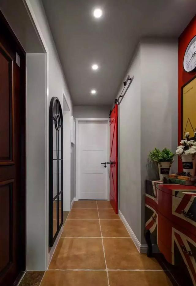 过道走廊这样设计,个个都很惊艳,真的是把我美呆了~