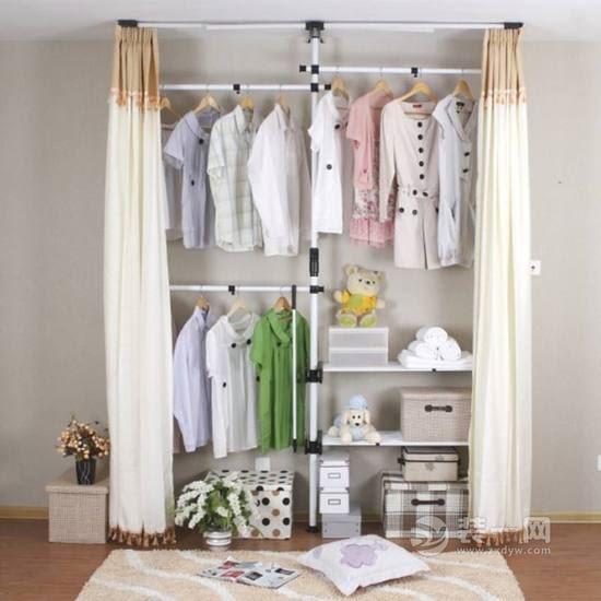布衣柜安装