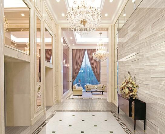 地砖与墙砖 合力打造完美空间