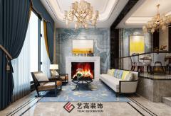 现代风格与中式风格的完美融合